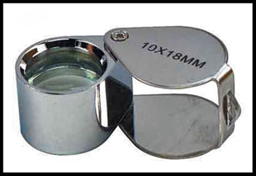 Jeweler's Loupe SE 10mm x 18mm