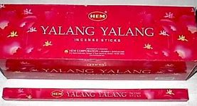 Ylang Ylang Stick HEM Incense 20 Sticks