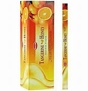 Tangerine Honey Stick HEM Incense 20 Sticks