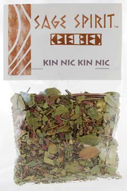 Kin Nic Kin Nic smudge Blend 1oz by Sage Spirit