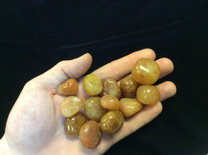 Yellow Aventurine Tumbled