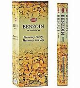 Benzoin Stick HEM Incense 20 Sticks