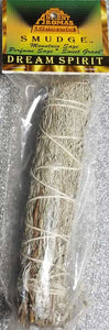 "Dream Spirit smudge stick 5-6"" by Ancient Aromas"