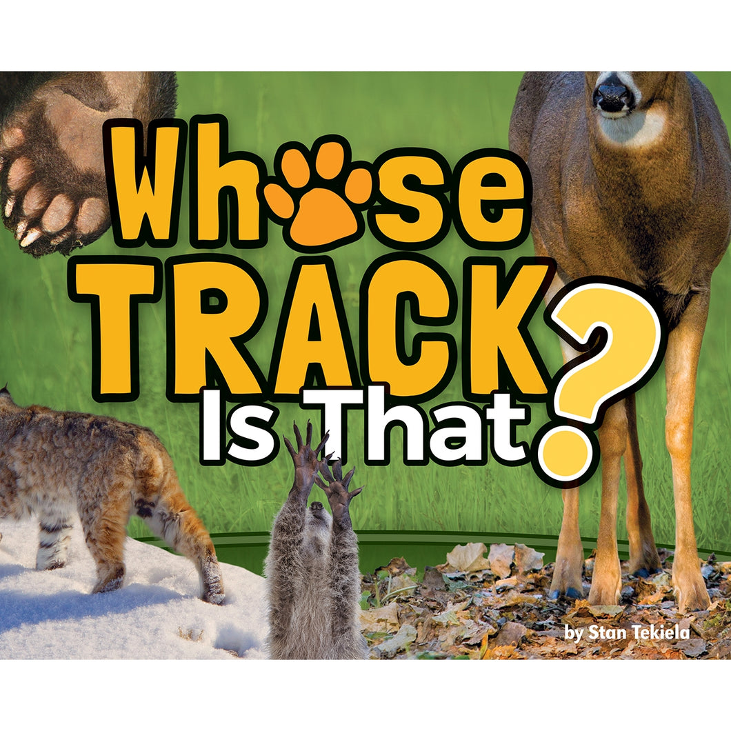 Whose Track Is That?