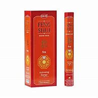 Fire Feng Shui Stick HEM Incense 20 Sticks