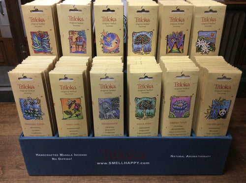 Triloka Original Herbal Incense 10 Sticks
