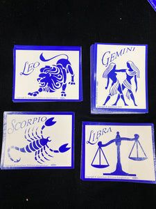 Zodiac Sticker