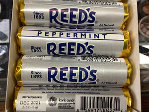 Reed's Peppermint Hard Candy