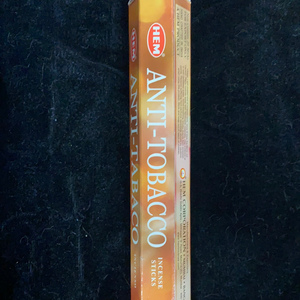 Anti Tobacco Stick HEM Incense 20 Sticks