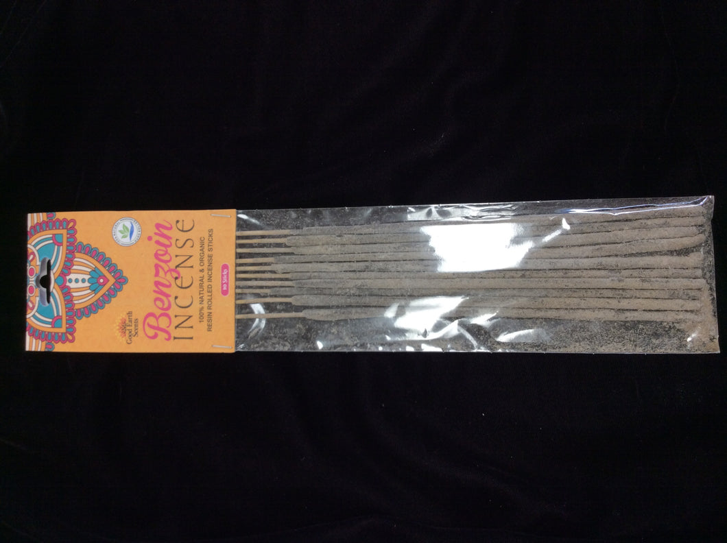 Benzoin Resin Stick Incense