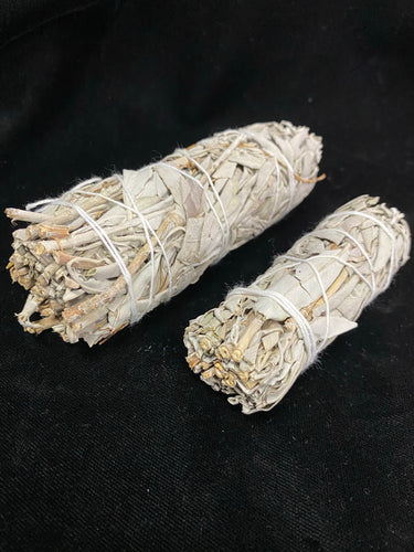 Sage smudge stick bundle