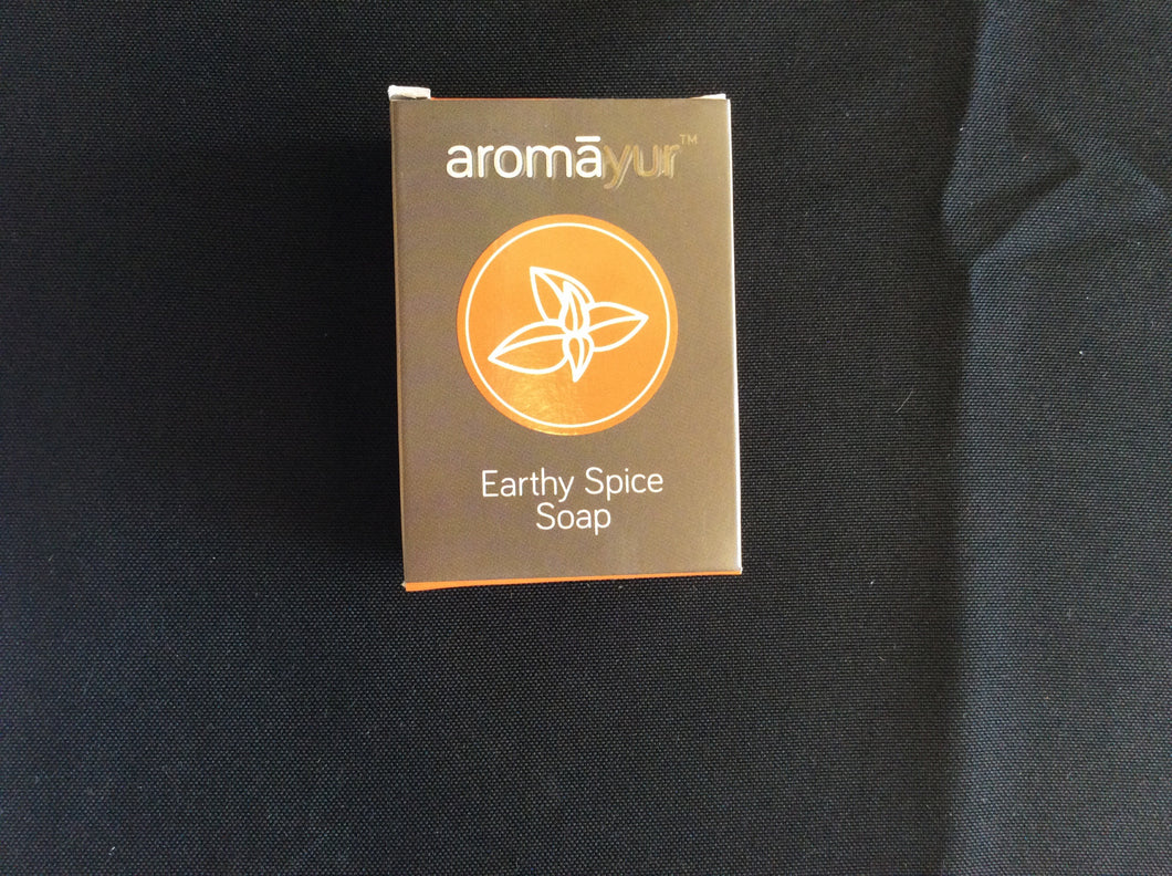 Earthy Spice Soap Aromayur 75g