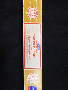 Earth Blend Incense Satya 15g