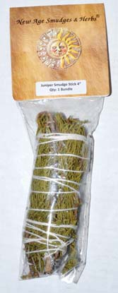 Juniper smudge stick 4