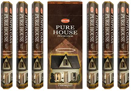 Pure House Stick HEM Incense 20 Sticks