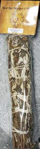 "Yerba Santa Sage smudge stick 8"" by New Age"