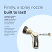 Premium 7-Function Spray Nozzle