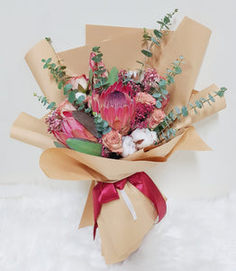 Queen Protea - Happy Florals