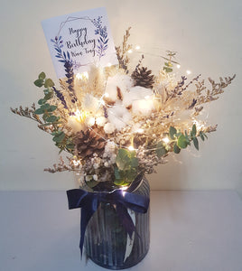 Fairylights - Happy Florals