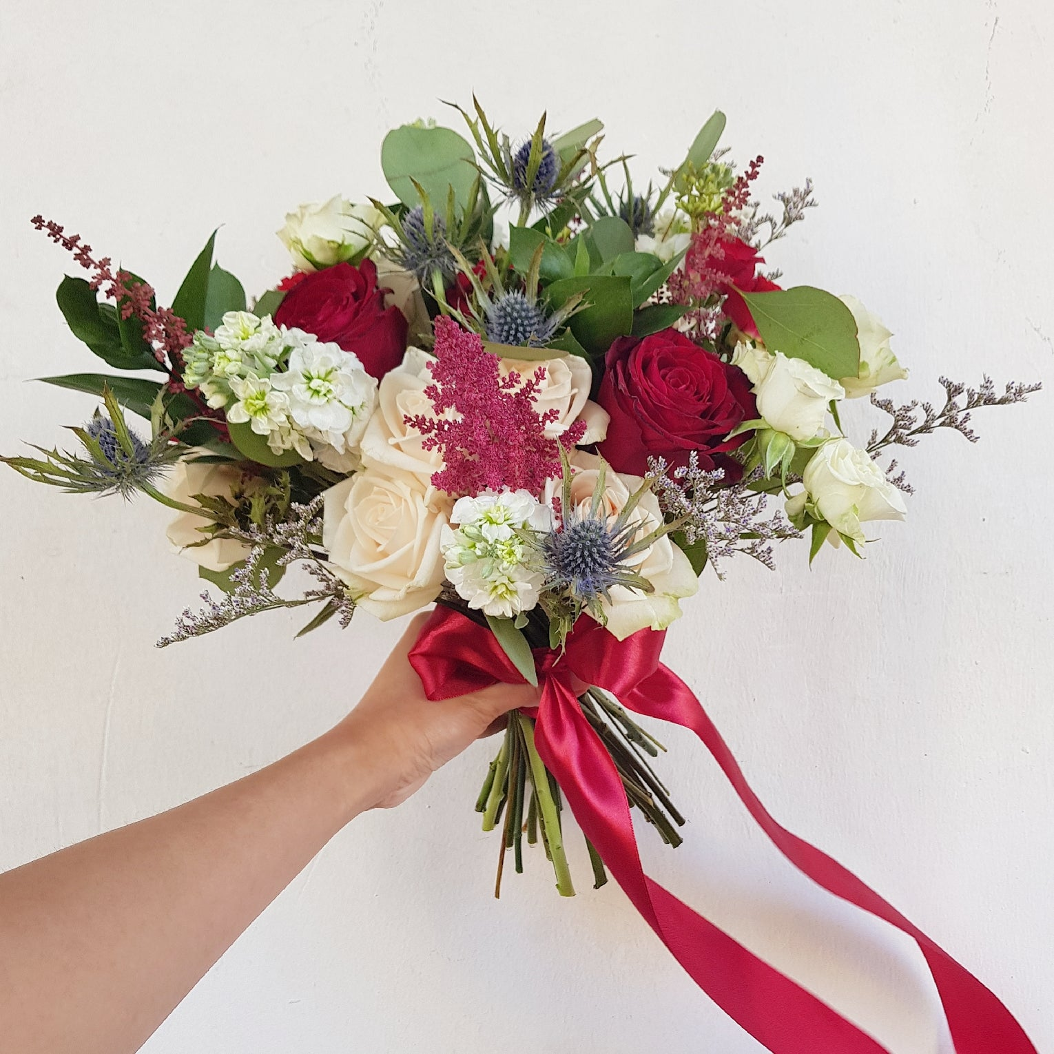 Bridal Hand-tied Bouquet