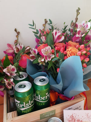 Flowers & Beer - Happy Florals