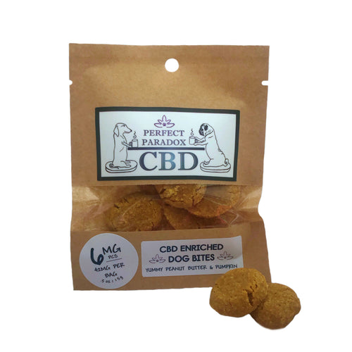 CBD Dog Bites 6mg (7pcs) Travel/Sample Size