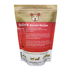 Bolin's Fish Collagen - Large
