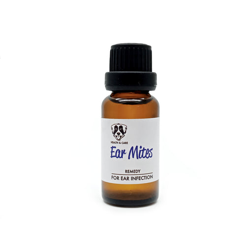 Gonggong Barkery - Ear Mite Remedy