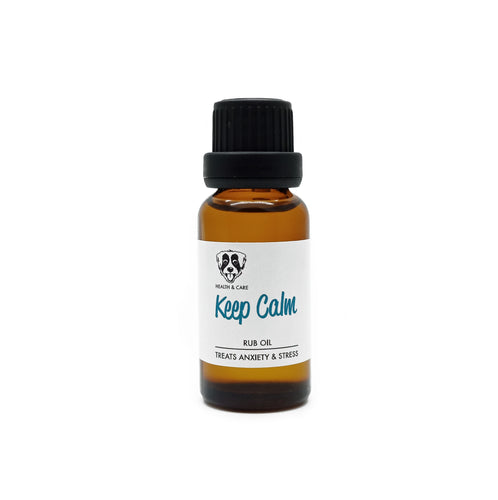 Gonggong Barkery - Keep Calm Rub Oil