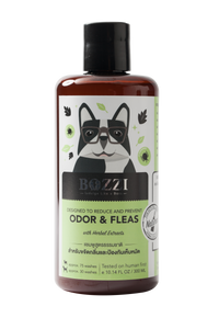 Bozzi Odor And Flea Signature Shampoo 300ML