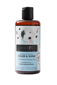 Bozzi Odor And Flea + Colour And Shine Shampoo