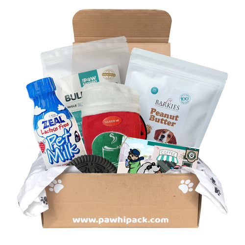 Pawhipack 4-6 Items
