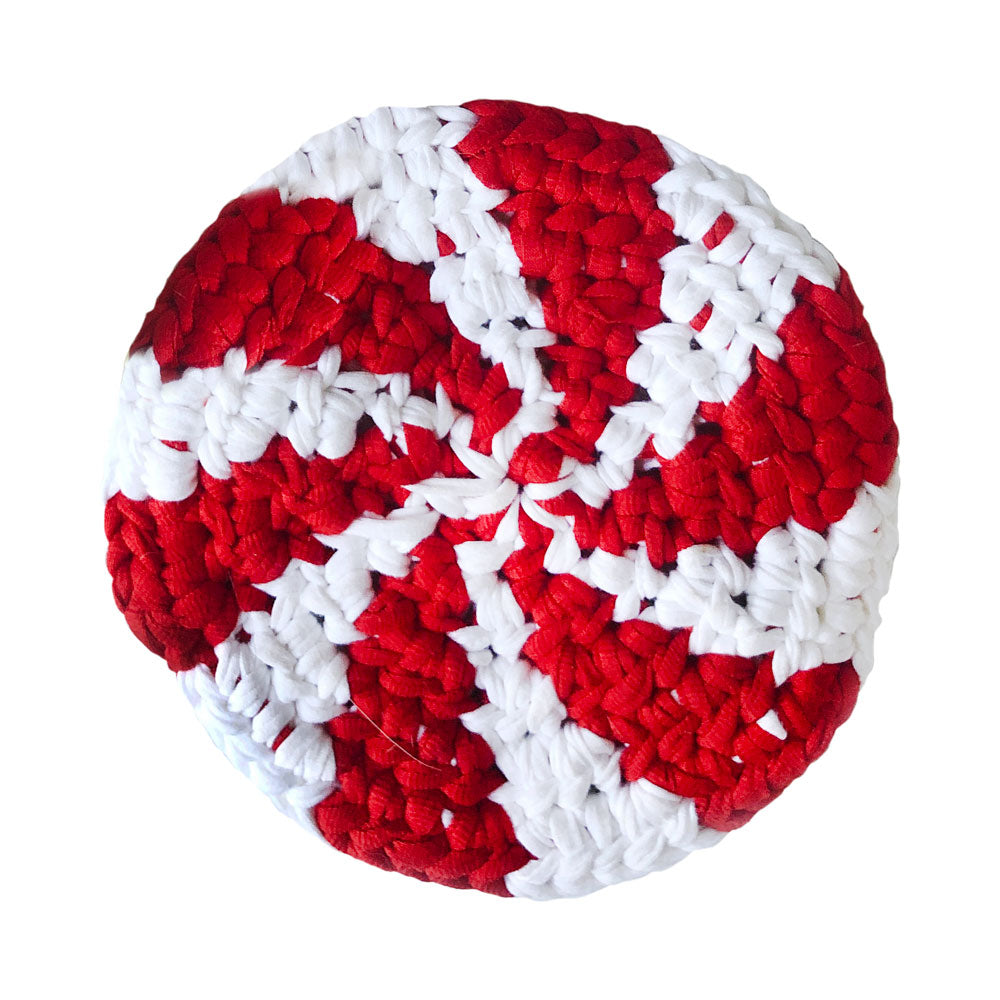 Peppermint Twist Toy Crochet
