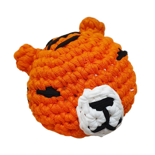 Tiger Toy Crochet