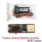 Mini Waterproof Builtin Battery GSM GPS tracker ST-901 for Car motorcycle vehicle tracking - No Battery and Box / China