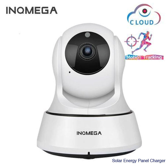 INQMEGA 1080p Cloud IP Camera - Intelligent Automatic Monitoring Device - Home CCTV Network WiFi cam Security Monitoring.