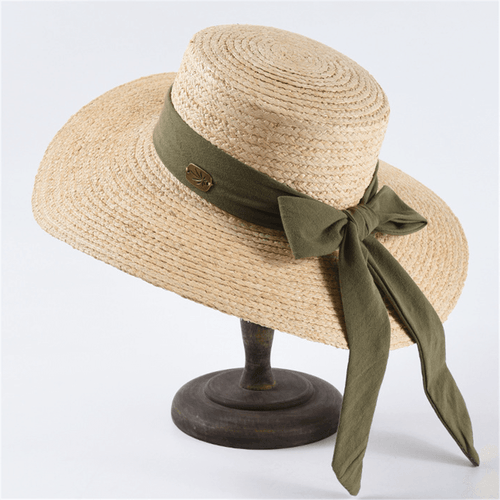 Fashion Casual Vacation Straw Hat