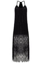 Elegant Sexy Lace Sleeveless Vacation Maxi Dress