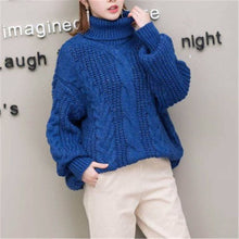 Fashion Long Sleeve Warm Sweater