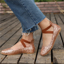 New Autumn Style Shallow Mouth Flat With Women's Shoes