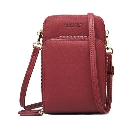 (Last day 70% OFF) PREMIUM Fashion Leather Crossbody Shoulder Bag [Best Christmas Gifts 2019]