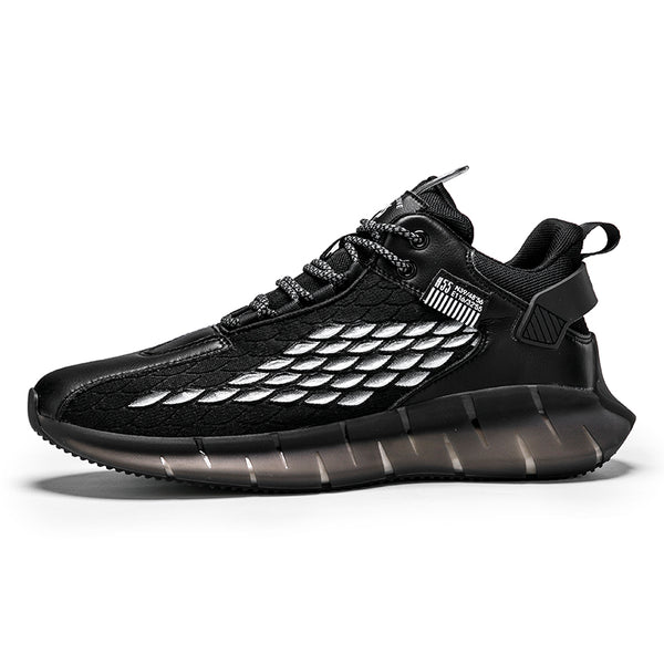 Breathable Running Shoes - Lightweight Men's Sneakers
