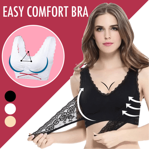Easy Comfort Bra 2020 [New Year Promotion - For the first 99 only - Pay 2 Get 3]