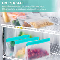 (80% OFF TODAY) Leakproof Containers Stand Up - Completely Plastic-Free [Set of 10 Pcs]