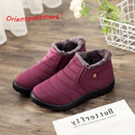 SuperLight Winter Waterproof Snow Ankle Boot for Women [New Style SALE]