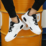 Casual Shoes - Breathable Flat Sneakers