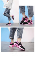 Women Tennis Shoes - Air Cushioning Breathable Female Sneakers