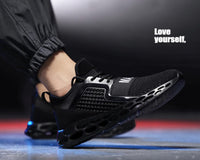 Breathable Casual Shoes - Comfortable Light Trainer Sneakers
