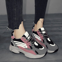 Casual Chunky Ladies Sneakers