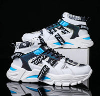 High-top Canvas Shoes - Top Fashion Sneakers For Men